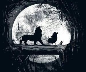 animation, hakuna matata, and background image