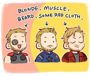 Avengers, captain america, and crisis image