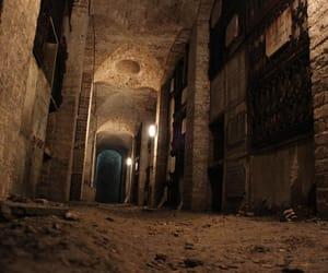 city, dark, and edgy image