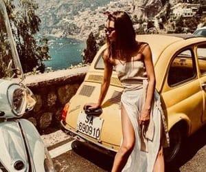 car, fashion, and summer image