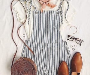 accessories, inspire, and overalls image