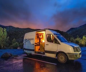 norway travel, camper rent norway, and camper rent oslo image