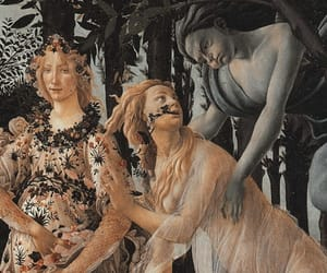 art, botticelli, and history image