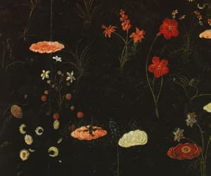 art, flowers, and primavera image