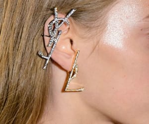 accessories, fashion, and YSL image