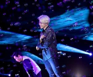 concert, world tour, and min yoongi image