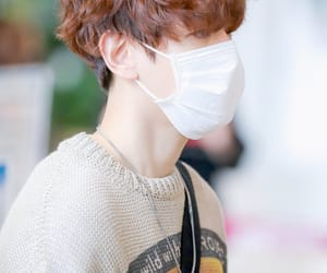 airport, Chen, and exo image