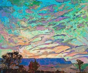 art, Erin Hanson, and painting image