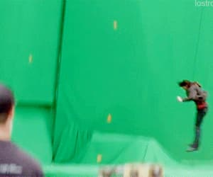 bloopers, sebastian stan, and winter soldier image