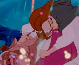 aesthetic, beauty and the beast, and love image