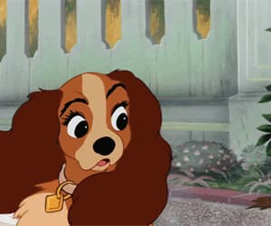gif and lady & the tramp image