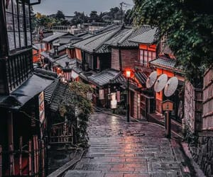 aesthetic, japan, and travel image