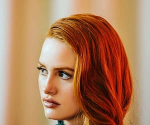 riverdale, madelaine petsch, and cheryl blossom image