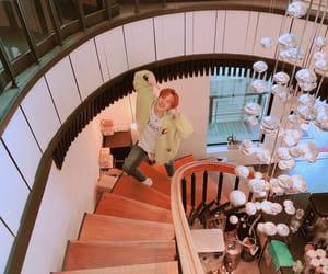 kpop, jinwoo, and 1team image