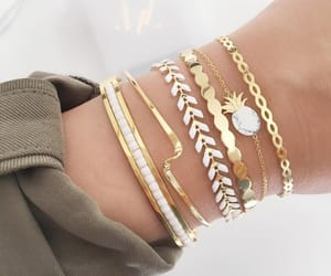 beauty, bracelet, and inspiration image