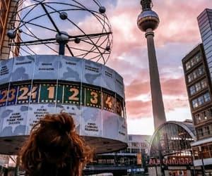 berlin, travel, and besties image