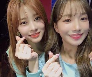 kpop, izone, and yuri image