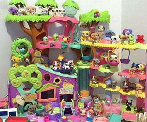 littlest pet shop, nostalgia, and kidcore image