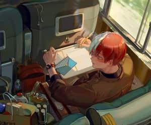 todoroki, anime, and boku no hero academia image