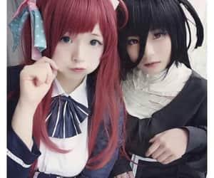 anime, cosplay, and sakura image