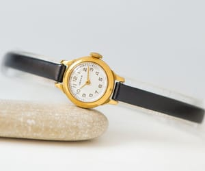 etsy, limited edition, and minimalist watch her image