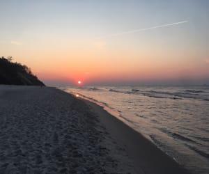 baltic, happiness, and sea image