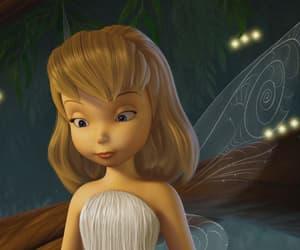 campanilla, disney, and fairy image