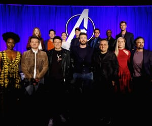 Avengers, chris evans, and Don Cheadle image