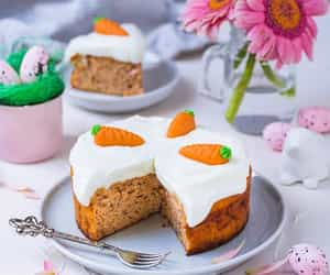 cake, food, and easter image