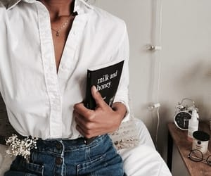 fashion, book, and style image