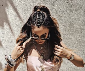 coachella, danielle peazer, and fashion image