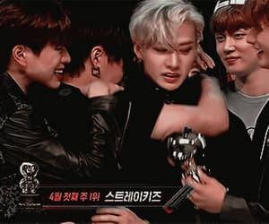Chan, hyunjin, and gif image