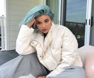 winter, 2018, and kylie image