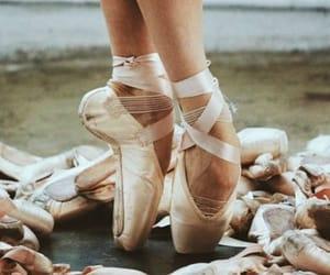 aesthetic, ballerina, and dance image