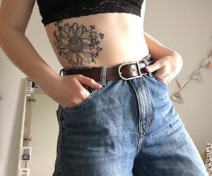 sunflower, tattoo, and tattoo inspiration image