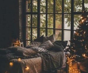 christmas, light, and home image
