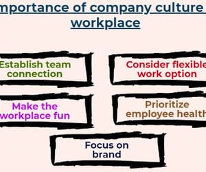company, HR, and workplace image