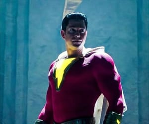 DC, shazam, and zacharylevi image