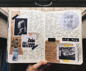 inspo, journal, and journaling image
