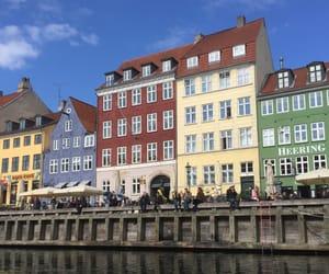 colour, copenhagen, and spring image