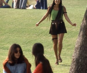 hippie, 60s, and 1969 image