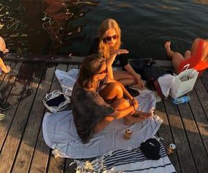 summer and lake image