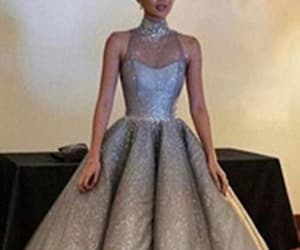 ball gown, long prom dresses, and evening dresses image
