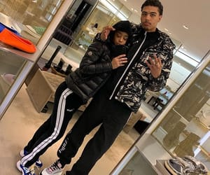 couple, love, and jay critch image