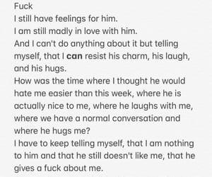 diary, feelings, and he image
