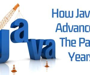 java, java evolution, and evolution of java image