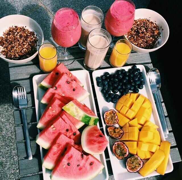 article, healthy, and breakfast image