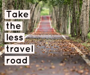 packages, travel quotes, and roadtrip image