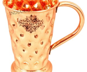 copper mugs and moscow mule copper mugs image