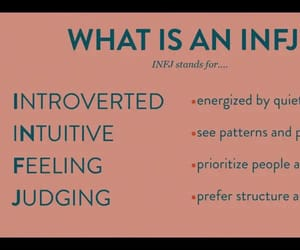 feeling, introvert, and intuitive image